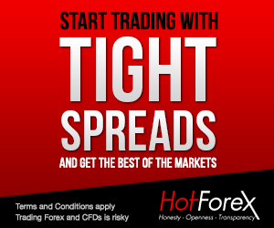 HF Markets low spreads