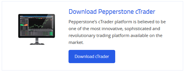 cTrader Pepperstone
