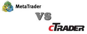 MetaTrader vs cTrader platforms