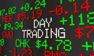 Day trading the stock market