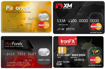 Difference between forex card and international debit card